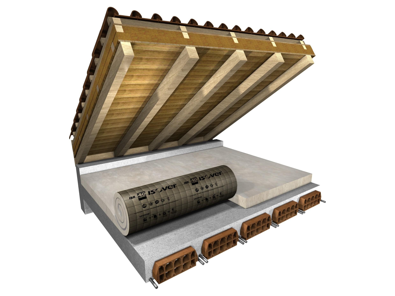 Blog steacom s r l isolare e proteggere la casa dal caldo - Isolamento termico sottotetto ...