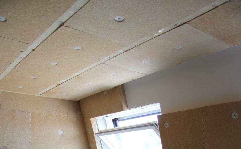 Blog steacom s r l isolare e proteggere la casa dal caldo - Isolare il soffitto dall interno ...