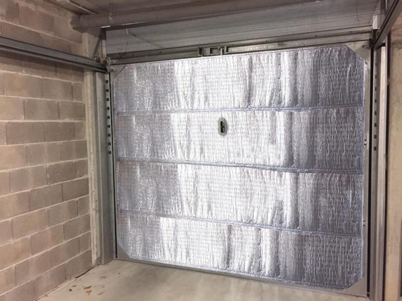 Blog steacom s r l come isolare termicamente il garage isolamento del basculante - Proteggere basculante garage ...