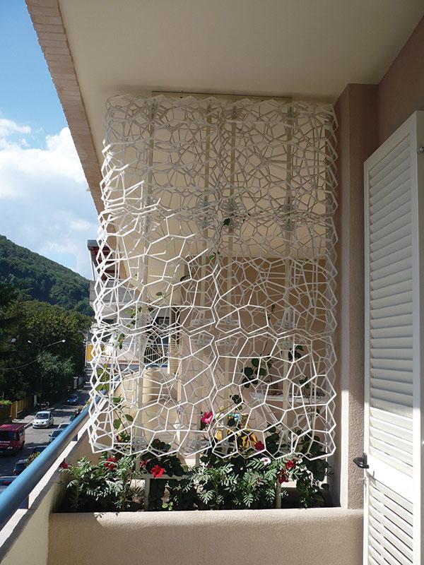 Grigliati In Plastica Per Giardino.Pareti Divisorie Per Esterni